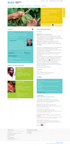 IFS Homepage