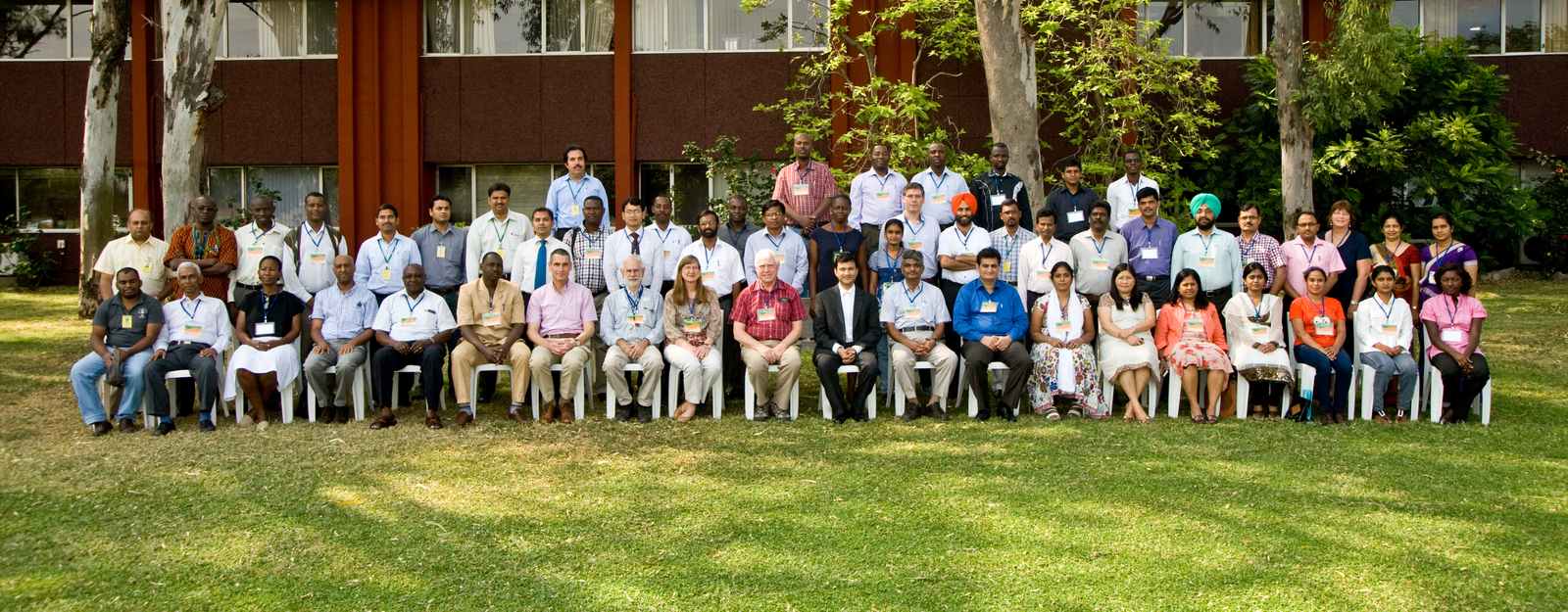 AgMIP Multiple Crop Model Training in India (March 2013)