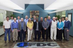 DSSAT Development Sprint Workshop 2014 Group Photo