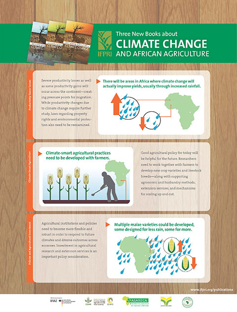Infographic - Climate Change and African Agriculture